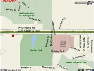 Martin Park Nature Center Map